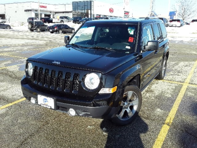 Pre-Owned 2017 Jeep Patriot High Altitude