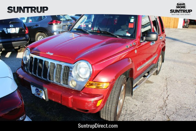 Pre-Owned 2005 Jeep Liberty 4WD Limited