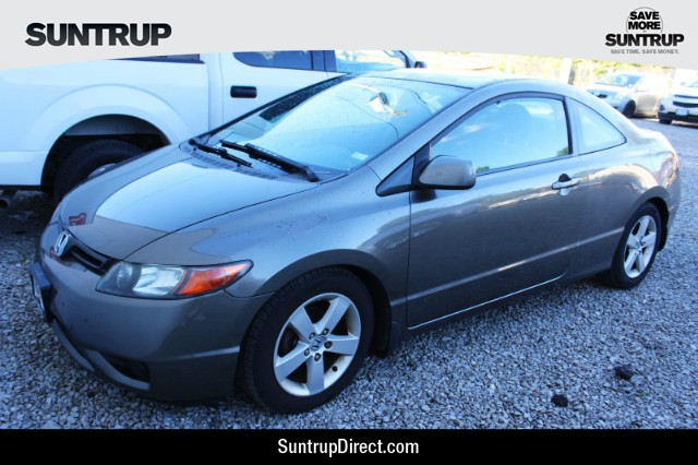 Pre Owned 2007 Honda Civic Coupe EX