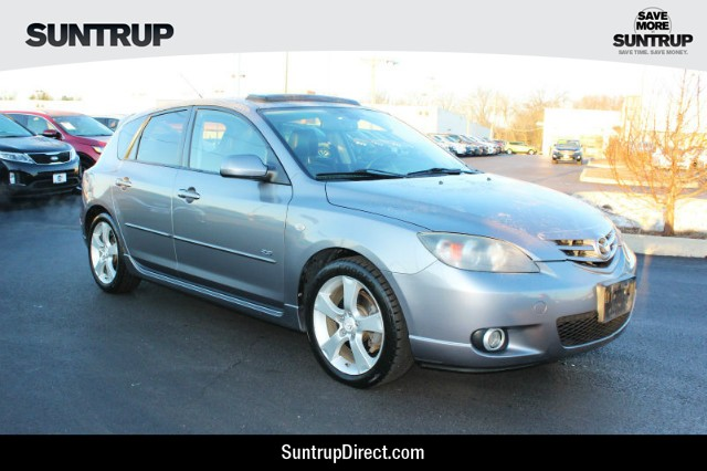 Pre-Owned 2006 Mazda MAZDA3 Hatchback s Grand Touring