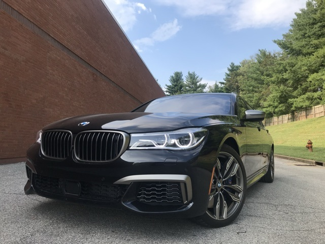Pre-Owned 2019 BMW 7 Series M760i