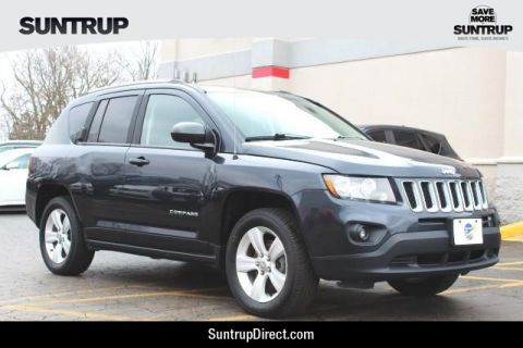 Pre-Owned 2014 Jeep Compass 4WD Sport