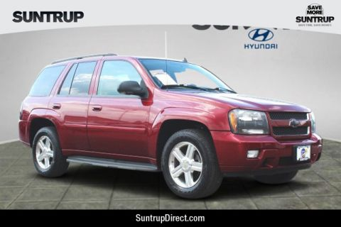 Pre-Owned 2009 Chevrolet TrailBlazer LT w/3LT