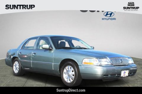 Pre-Owned 2005 Mercury Grand Marquis LS Premium