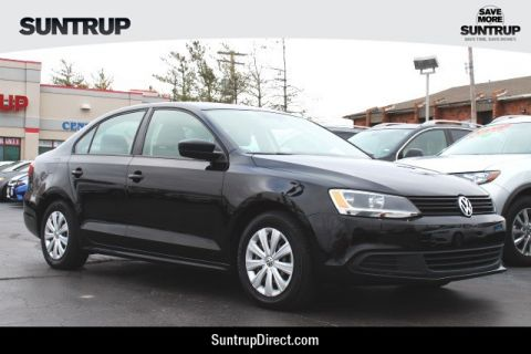 Certified Pre-Owned 2014 Volkswagen Jetta Sedan S