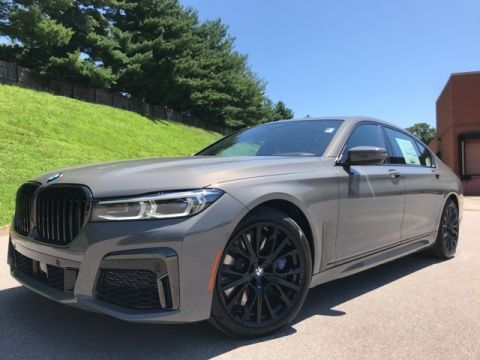 Pre-Owned 2020 BMW 7 Series 750i xDrive